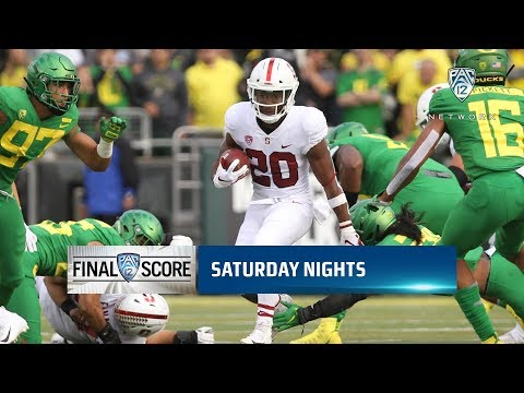 Highlights: Stanford football makes big late comeback, takes down Oregon in overtime thriller