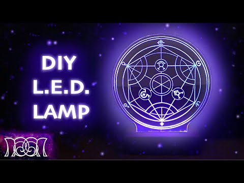 Transmutation Circle - Fullmetal Alchemist  - DIY