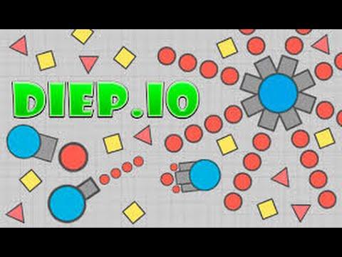 Diep.io Oynuyoruz#1