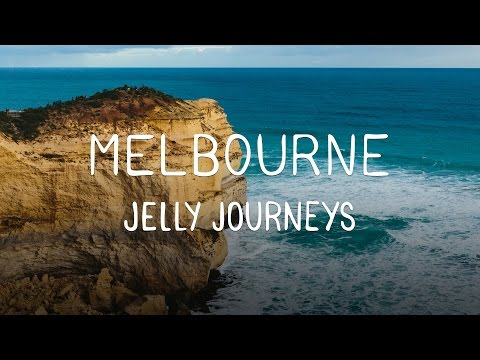 GREAT OCEAN ROAD + MELBOURNE — Australia Road Trip Travel Vlog | Jelly Journeys