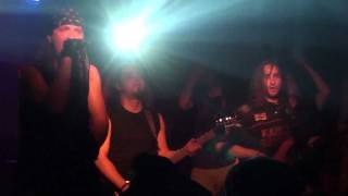 HUNGRY FOR HEAVEN - Heaven and Hell (Black Sabbath cover live)