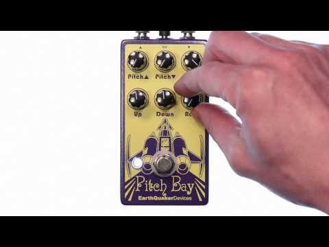 zZounds.com: EarthQuaker Devices Pitch Bay Harmonizer Pedal