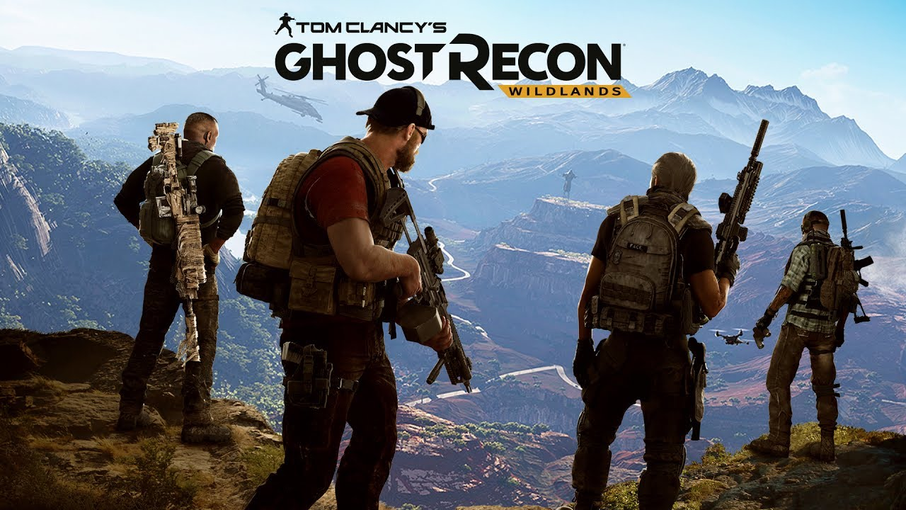 ghost recon wildlands تحميل لعبة