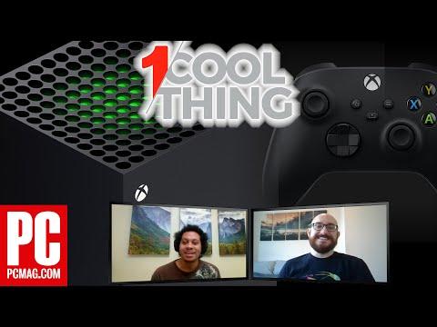 1 Cool Thing: Xbox Series X