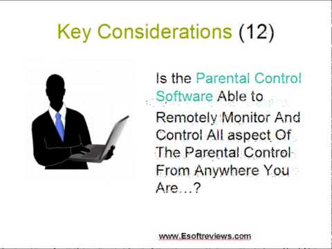 Parental Control Apps for Child's Safety