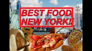 WHERE TO EAT IN NEW YORK - Cheap Food You Eat With Your Hands
