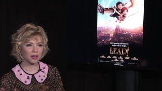 Carly Rae Jepsen leaps into animation