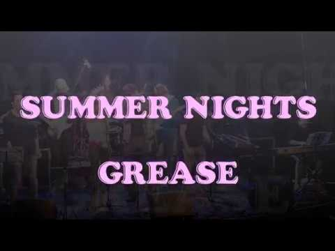 Bilbao Musika :: Concierto Combos Bilborock Konboen Kontzertua :: SUMMER NIGHTS - Grease