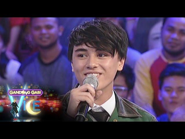 GGV: Edward shows off his hidden talent