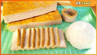 CHẢ QUẾ - Cách Làm Chả Quế Giòn Dai - Công Thức Dễ Hiểu Thành công ngay lần đầu - Cinnamon Pork Ham