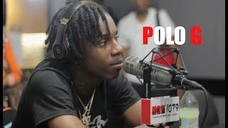 Polo G Opens Up About His Homie Gucci Being Killed
