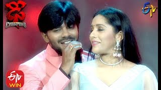 Sudheer | Rashmi | Performance | Dhee Champions | 15th January 2020    | ETV Telugu