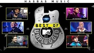 BEST of MTV UNPLUGGED Collection 🎶 [4K Ultraᴴᴰ]   HasBas Bros. Studios