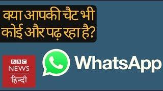 WhatsApp पर Cyber Attack से क्या यूजर्स की निजी बातें भी Leak हुईं? (BBC Hindi)