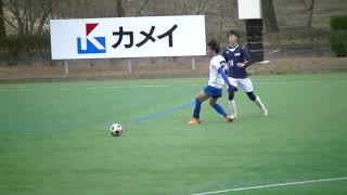 高円宮杯JFAU-18サッカーリーグ2018宮城県リーグ 2部  泉-東北生活文化