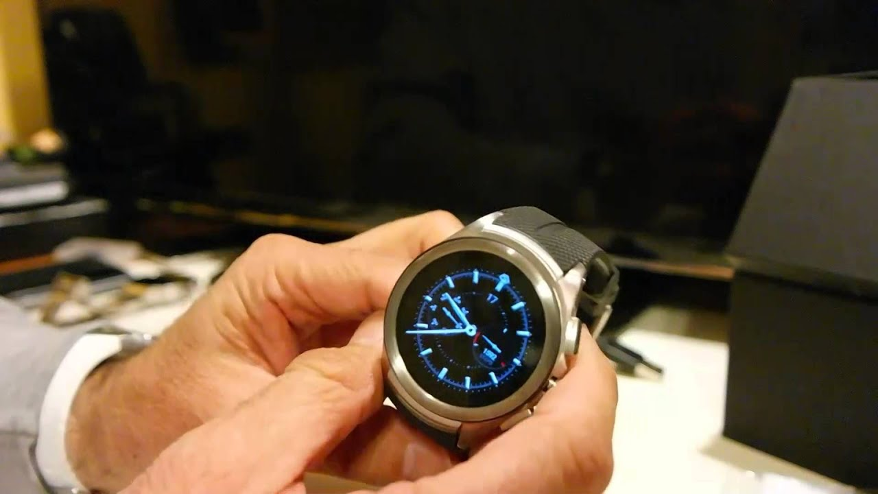 LG Watch Urbane 2nd Edition LTE: Unboxing Review with ...