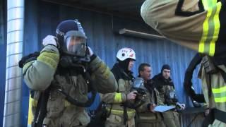 Att jobba som brandman