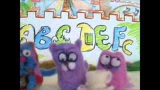 Кедрельник  Котята сухое валяние анимация кукольный мультфильм