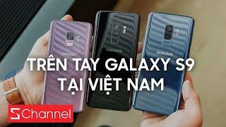 HOT! Trên tay Galaxy S9 tại Việt Nam: Hoàn hảo hơn ở mọi mặt!