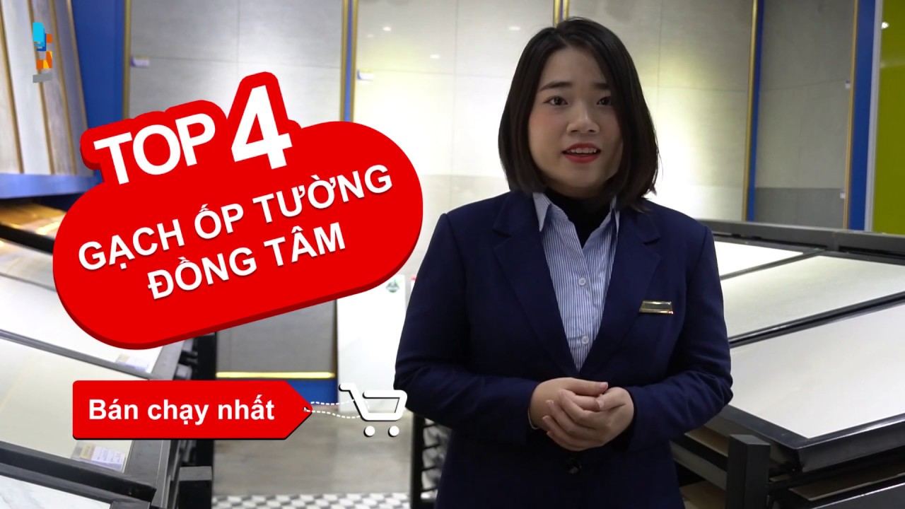 Top 4 sản phẩm gạch ốp tường Đồng Tâm 30X60 bán chạy tại Showroom Hải Linh