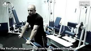 3 упражнения, которые помогут исправить загиб таза под себя на тяге и приседе