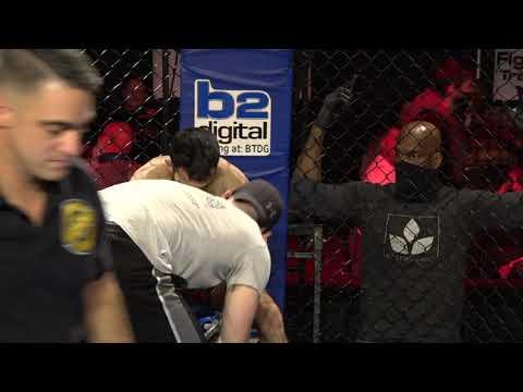HRMMA 116 Fight 4 Ben Willeford vs Oscar Jurado 125 Ammy