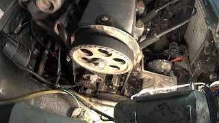 Подборка случаев на СТО. Приехал к электрику попал на ремонт движка.