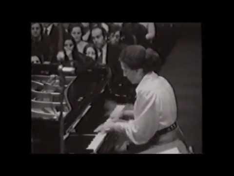 FRANZ LISZT & ANNIE FISCHER  Piano Concerto No 1 in E flat