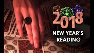 [ASMR] Tarot Reading for The New Year
