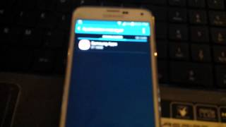 20 Second Fix: Galaxy S4/S5/Note: S Beam Problem, does not transfer: Easy Fix!!