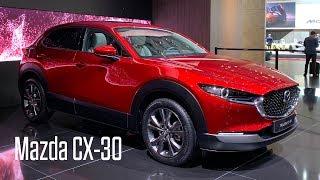 Mazda CX-30. ПРИВЕТ из КИТАЯ или новая Модель?