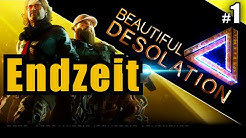 Beautiful Desolation #1 APOKALYPSE RPG - let's play gameplay german deutsch walkthrough 1440p 60 fps