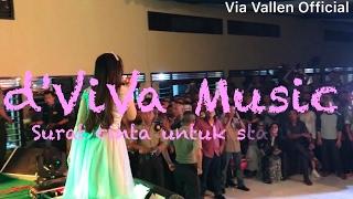 Via Vallen - surat cinta untuk starla dangdut cover with d'ViVa Music Live Spn banyubiru 5 Mare