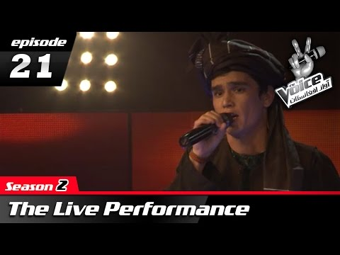 The Voice of Afghanistan: Live Performance  - Episode.21