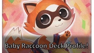 Top 4 Baby Raccoon Deck Profile - Beast / Obedience Schooled January 2014 Format - Yugioh