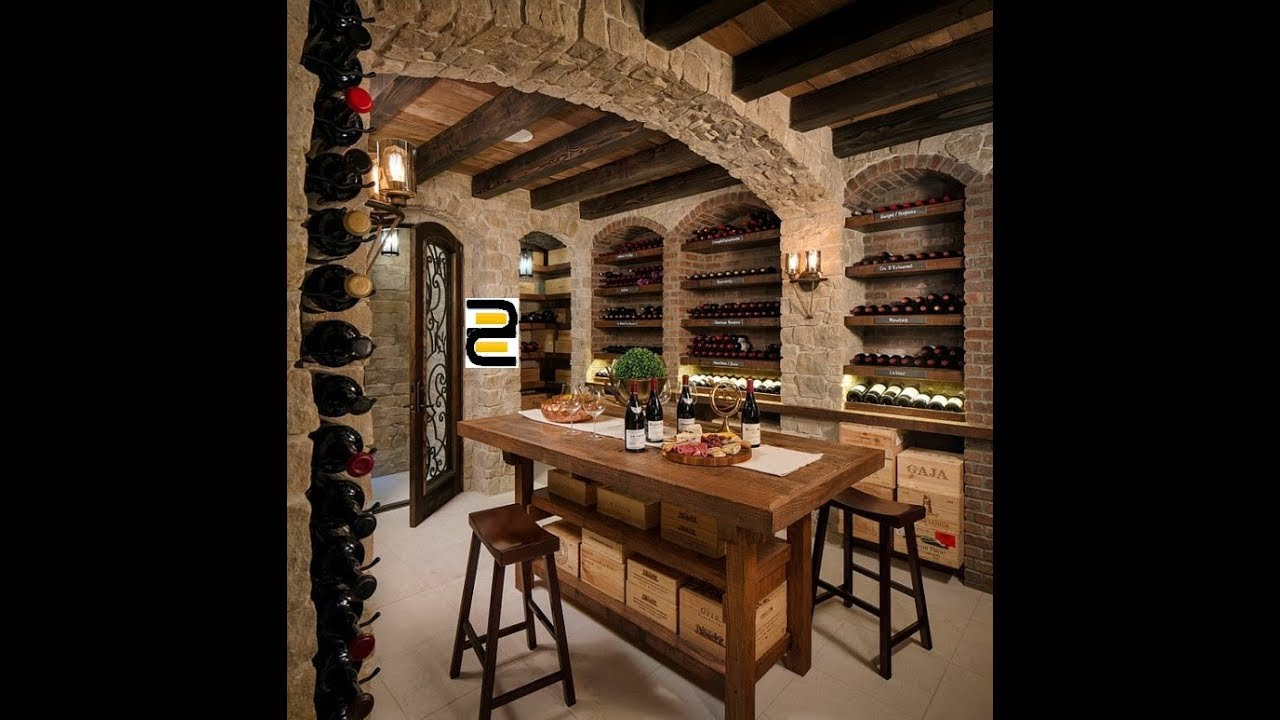 Mini Wine Cellar Ideas stunning ideas for wine room cellar arrangement in your home