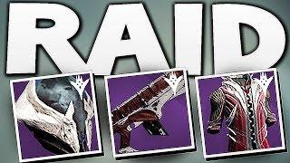Destiny - RAID LOOT !!!