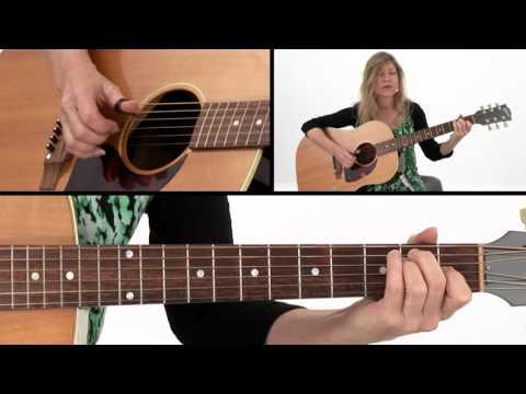 Chet Atkins Guitar Lesson - Chet's Train Breakdown - Muriel Anderson