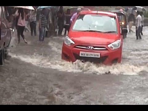 Mumbai witnesses record rainfall in 2 days