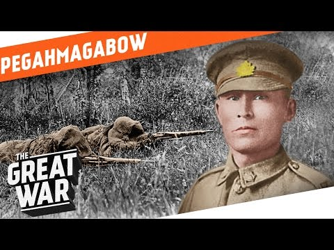 The Best Sniper Of World War 1  Francis Pegahmagabow I WHO DID WHAT IN WW1?