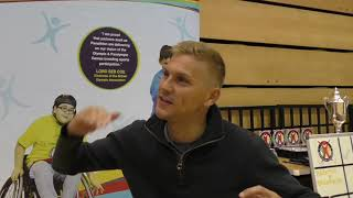 Steve Brown London Final 2018