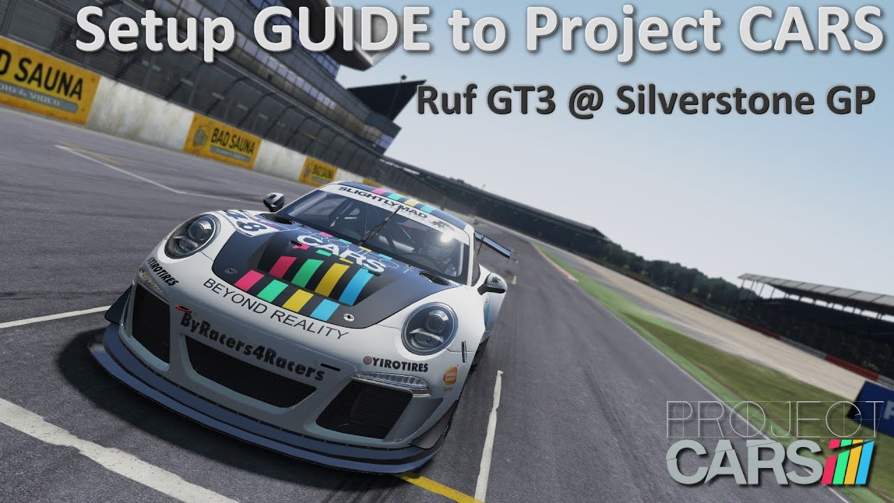 Setup 101 guide for ruf rgt 8 gt3 silverstone gp project cars setup 101 guide for ruf rgt 8 gt3 silverstone gp project cars youtube publicscrutiny Gallery