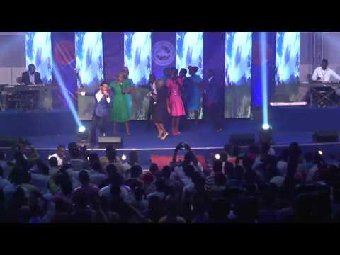 Sister Nkechi @ 73 Hours Of Marathon Messiah's Praise