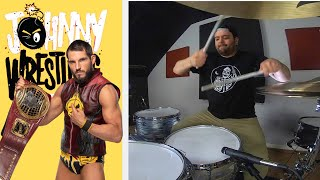 NXT Johnny Gargano Rebel Heart Theme Song Drum Cover