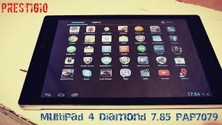 Обзор Prestigio MultiPad 4 Diamond 7.85 PMP7079