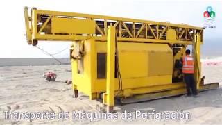 Servicio de Perforación de Pozos | CC. ARARI S.A.C.