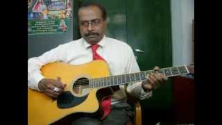Hooray Hooray guitar instrumental by Rajkumar Joseph.M