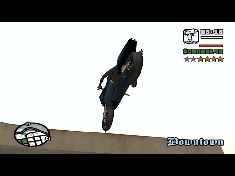 Starter Save - Part 10 - GTA San Andreas - First-Person Mod - Complete Walkthrough -achieving 13.37%