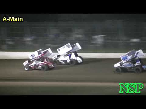 May 11, 2019 360 Sprints A-Main Grays Harbor Raceway