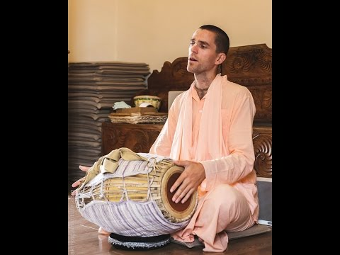 Sripad B K Tyagi Maharaj evening class - 17 March 2017